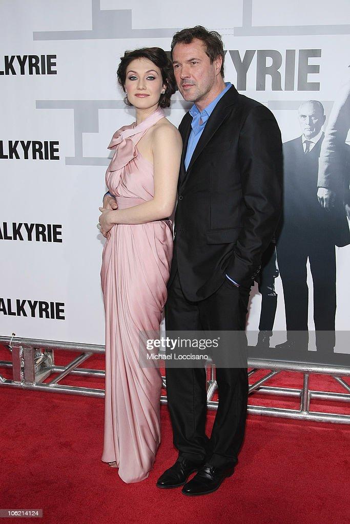 """Valkyrie"" New York Premiere - Inside Arrivals"
