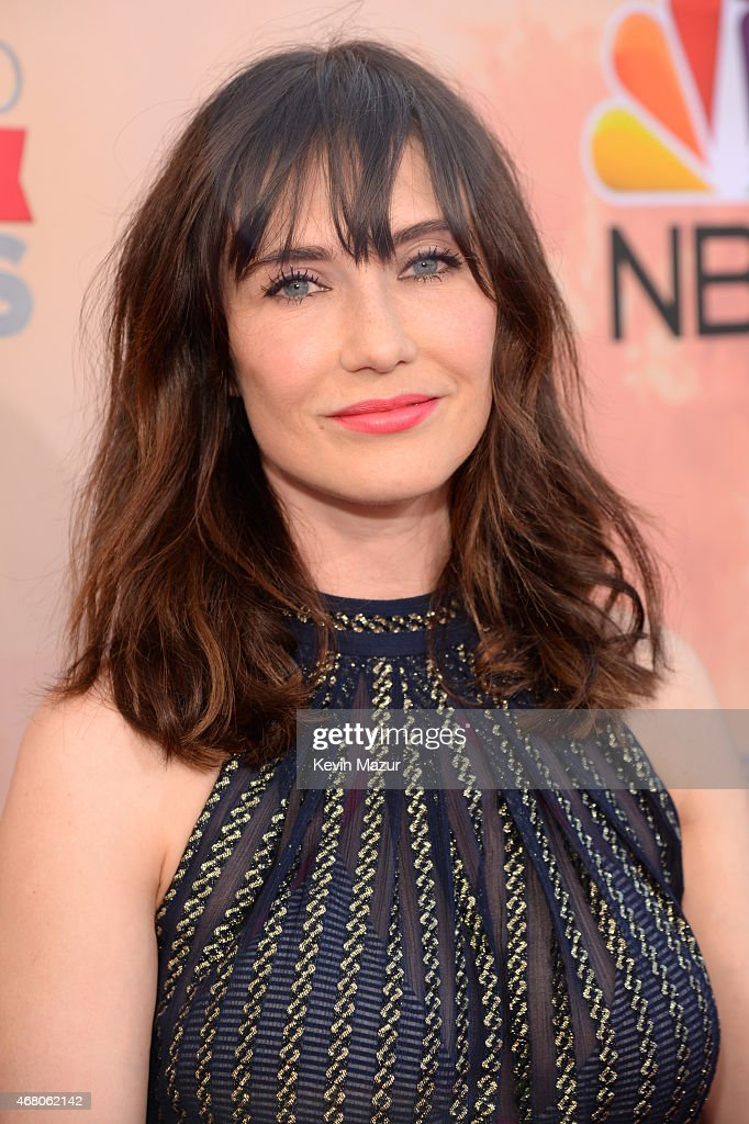 Actress <a gi-track='captionPersonalityLinkClicked' href=/galleries/search?phrase=Carice+van+Houten&family=editorial&specificpeople=2641238 ng-click='$event.stopPropagation()'>Carice van Houten</a> attends the 2015 iHeartRadio Music Awards which broadcasted live on NBC from The Shrine Auditorium on March 29, 2015 in Los Angeles, California.