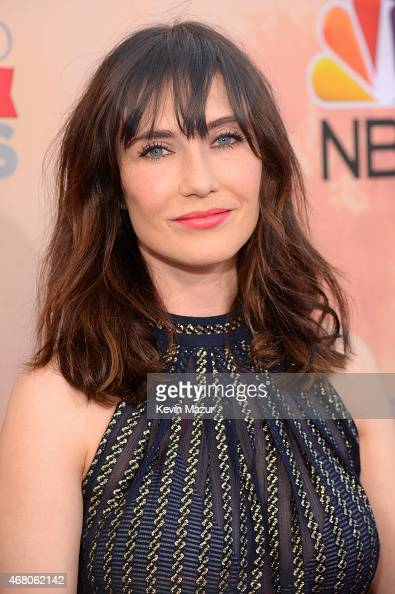 Actress Carice van Houten attends the 2015 iHeartRadio Music Awards which broadcasted live on NBC from The Shrine Auditorium on March 29 2015 in Los...