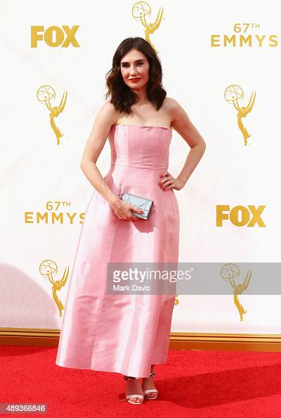 Actress Carice van Houten attends the 67th Annual Primetime Emmy Awards at Microsoft Theater on September 20 2015 in Los Angeles California