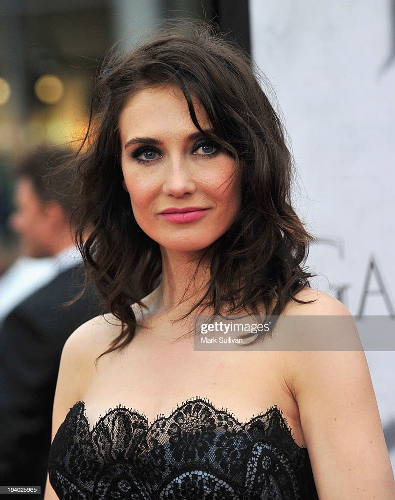 Actress Carice van Houten attends the Los Angeles premiere of HBO's 'Game Of Thrones' Season 3 at TCL Chinese Theatre on March 18, 2013 in Hollywood, California.