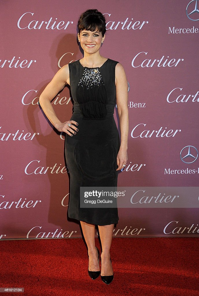 26th Annual Palm Springs International Film Festival Awards Gala Presented By Cartier - Arrivals