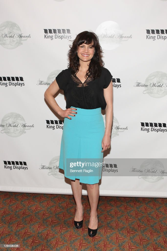 Actress <a gi-track='captionPersonalityLinkClicked' href=/galleries/search?phrase=Carla+Gugino&family=editorial&specificpeople=207137 ng-click='$event.stopPropagation()'>Carla Gugino</a> attends the 67th annual Theatre World Awards Ceremony at the <a gi-track='captionPersonalityLinkClicked' href=/galleries/search?phrase=August+Wilson&family=editorial&specificpeople=227897 ng-click='$event.stopPropagation()'>August Wilson</a> Theatre on June 7, 2011 in New York City.