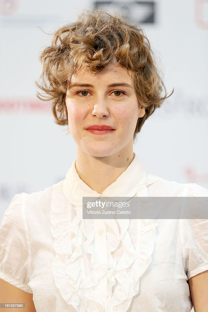 Actress Carla Juri attends Shooting Stars 2013 during the 63rd International Berlinale Film Festival at Hotel de Rome on February 10, 2013 in Berlin, Germany.