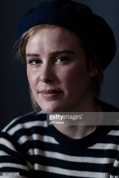 Actress Carla Juri of 'Morris from America' poses for a portrait at the 2016 Sundance Film Festival on January 22 2016 in Park City Utah