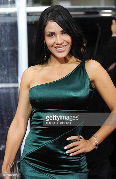 Actress Carla Ortiz arrives at the premiere of 'Gulliver's Travels' on December 18 2010 at Grauman's Chinese Theater in Hollywood California AFP...