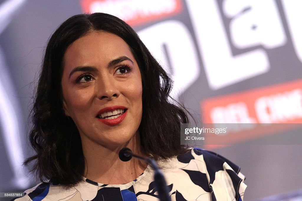 Actress Carla Vila attends the nomination announcement for The 3rd Annual Premios Platino of Iberoamerican Cinema at The London on May 26, 2016 in West Hollywood, California.