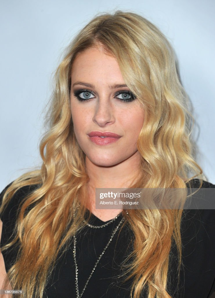 Actress Carly Chaikin arrives to the Disney ABC Television Group's 'TCA Winter Press Tour' on January 10, 2012 in Pasadena, California.