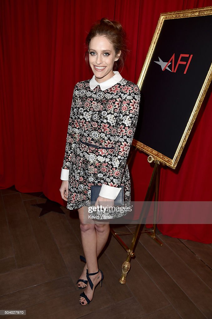 16th Annual AFI Awards - Red Carpet