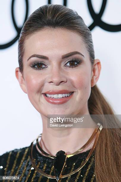 Actress Carly Steel arrives at Audi Celebrates The 68th Emmys at Catch on September 15 2016 in West Hollywood California