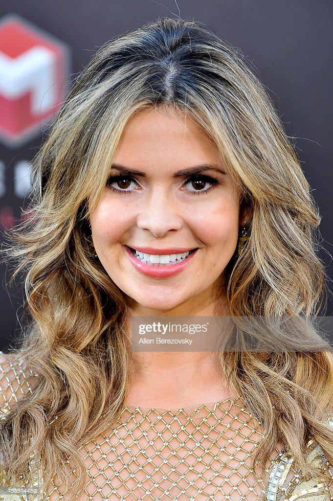 Actress <a gi-track='captionPersonalityLinkClicked' href=/galleries/search?phrase=Carly+Steel&family=editorial&specificpeople=3963749 ng-click='$event.stopPropagation()'>Carly Steel</a> arrives at the Los Angeles premiere of Lionsgate Films' 'The Expendables 3' at TCL Chinese Theatre on August 11, 2014 in Hollywood, California.
