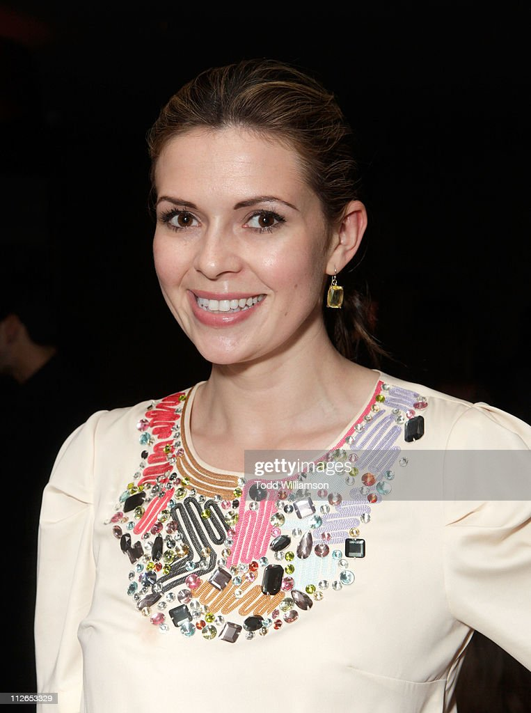 Actress Carly Steel attends 'The Imperialists Are Still Alive!' after party held at Trousdale on April 19, 2011 in West Hollywood, California.