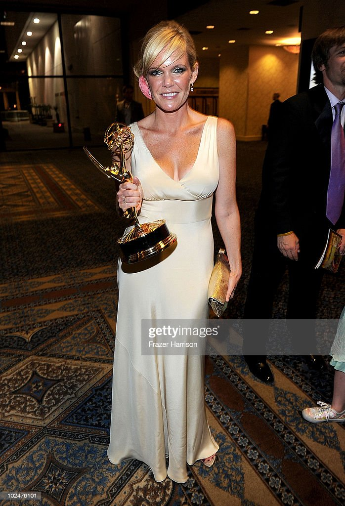 Actress Carly Tenney Snyder attends the 37th Annual Daytime Entertainment Emmy Awards after party held at the Las Vegas Hilton on June 27, 2010 in Las Vegas, Nevada.