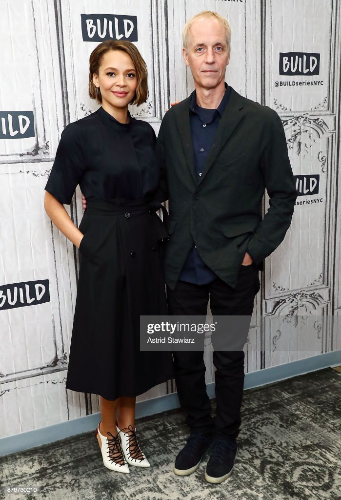 "Build Presents Dan Gilroy & Carmen Ejogo Discussing ""Roman J. Israel, Esq."""
