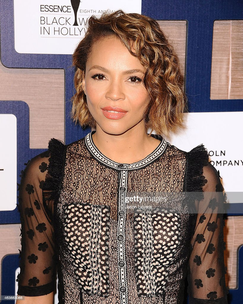 Actress Carmen Ejogo attends the 8th annual ESSENCE Black Women In Hollywood luncheon at the Beverly Wilshire Four Seasons Hotel on February 19, 2015 in Beverly Hills, California.