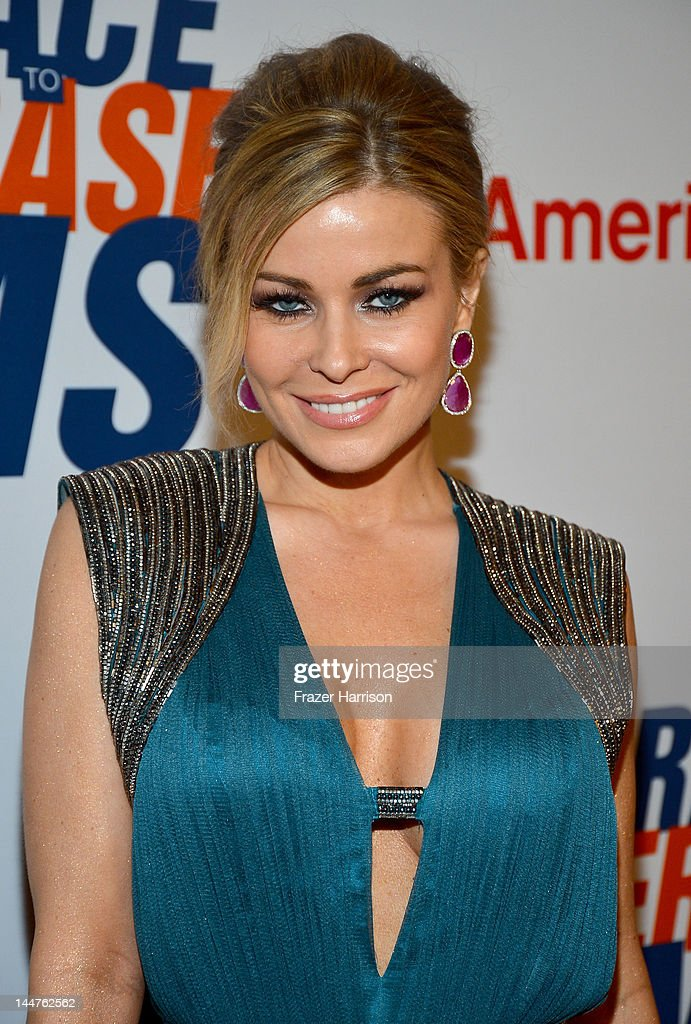 Actress <a gi-track='captionPersonalityLinkClicked' href=/galleries/search?phrase=Carmen+Electra&family=editorial&specificpeople=171242 ng-click='$event.stopPropagation()'>Carmen Electra</a> arrives at the 19th Annual Race to Erase MS held at the Hyatt Regency Century Plaza on May 18, 2012 in Century City, California.