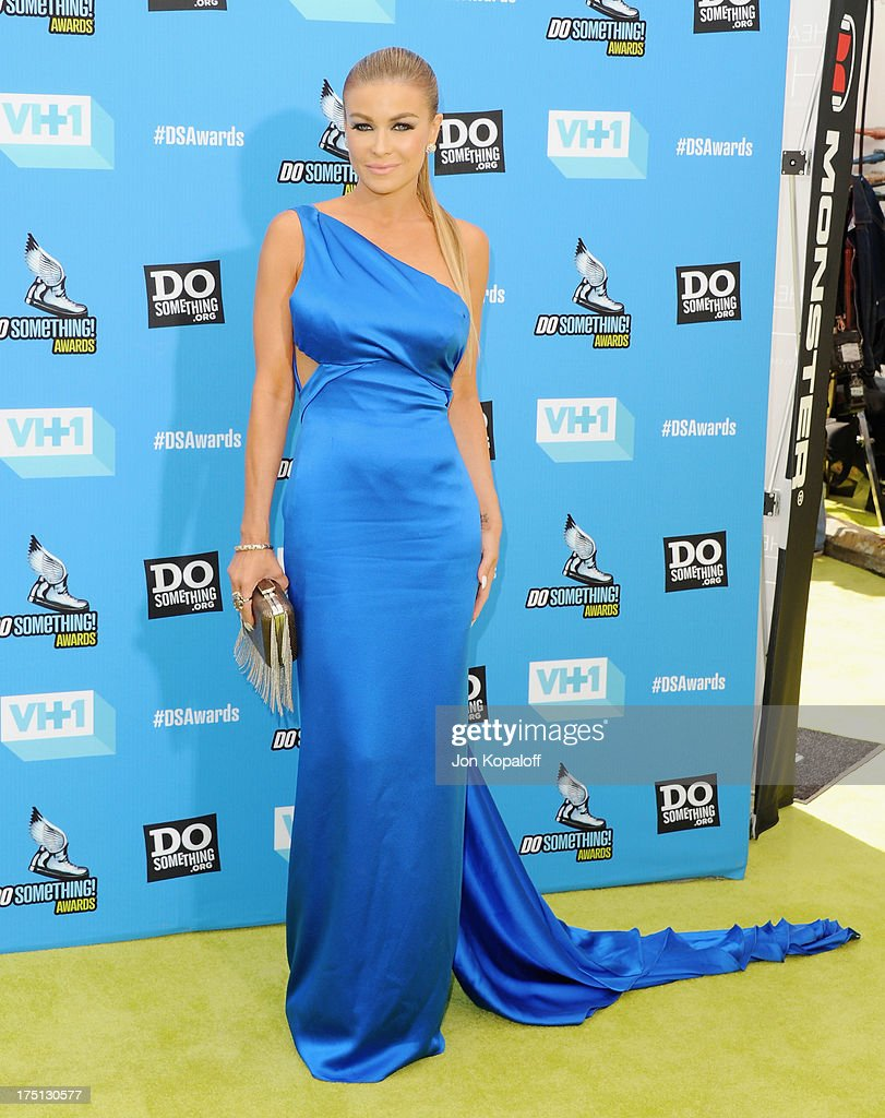 Actress Carmen Electra arrives at the 2013 Do Something Awards at Avalon on July 31, 2013 in Hollywood, California.