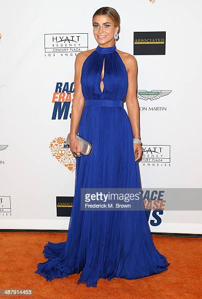 Actress Carmen Electra attends the 21st Annual Race to Erase MS at the Hyatt Regency Century Plaza Hotel on May 2 2014 in Century City California