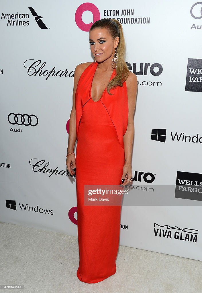 Actress <a gi-track='captionPersonalityLinkClicked' href=/galleries/search?phrase=Carmen+Electra&family=editorial&specificpeople=171242 ng-click='$event.stopPropagation()'>Carmen Electra</a> attends the 22nd Annual Elton John AIDS Foundation's Oscar Viewing Party on March 2, 2014 in Los Angeles, California.