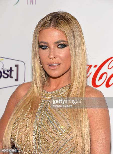 Actress Carmen Electra attends the 3rd Annual Cinefashion Film Awards at Saban Theatre on December 15 2016 in Beverly Hills California