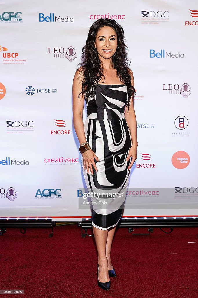 Actress Carmen Moore attends the 2014 Leo Awards - Gala Awards Ceremony at Fairmont Hotel Vancouver on June 1, 2014 in Vancouver, Canada.