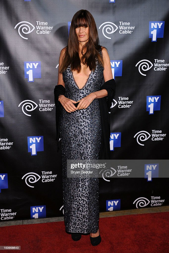 Actress Carol Alt attends the NY1 20th Anniversary party, in celebration of two decades of the New York City news channel at New York Public Library on October 11, 2012 in New York City.