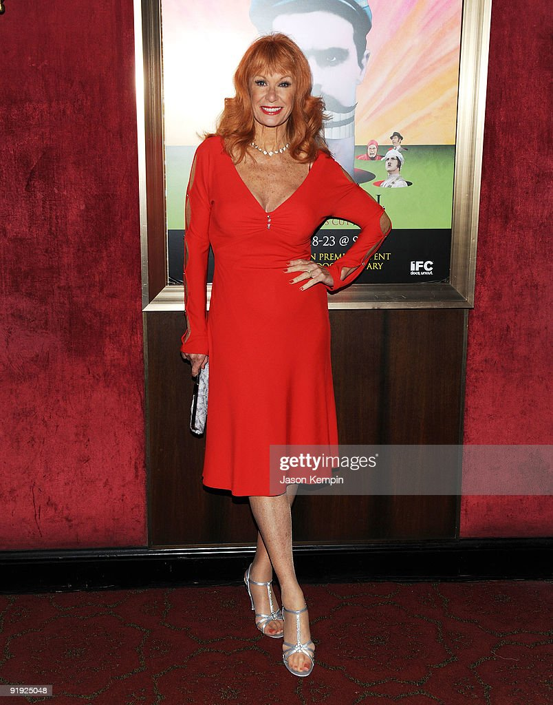 Actress <a gi-track='captionPersonalityLinkClicked' href=/galleries/search?phrase=Carol+Cleveland&family=editorial&specificpeople=2003514 ng-click='$event.stopPropagation()'>Carol Cleveland</a> attends the IFC & BAFTA Monty Python 40th Anniversary event at the Ziegfeld Theatre on October 15, 2009 in New York City.