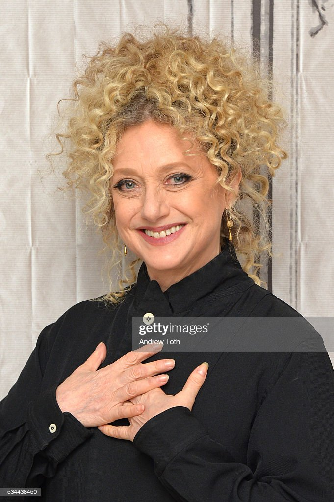 Actress <a gi-track='captionPersonalityLinkClicked' href=/galleries/search?phrase=Carol+Kane&family=editorial&specificpeople=215175 ng-click='$event.stopPropagation()'>Carol Kane</a> attends AOL Build Presents <a gi-track='captionPersonalityLinkClicked' href=/galleries/search?phrase=Carol+Kane&family=editorial&specificpeople=215175 ng-click='$event.stopPropagation()'>Carol Kane</a> discussing her role in Netflix's 'Unbreakable Kimmy Schmidt' at AOL Studios In New York on May 26, 2016 in New York City.