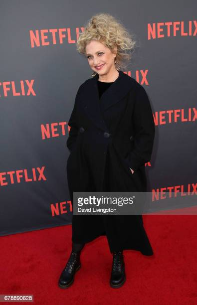 Actress Carol Kane attends Netflix's 'Unbreakable Kimmy Schmidt' For Your Consideration event at Saban Media Center on May 4 2017 in North Hollywood...