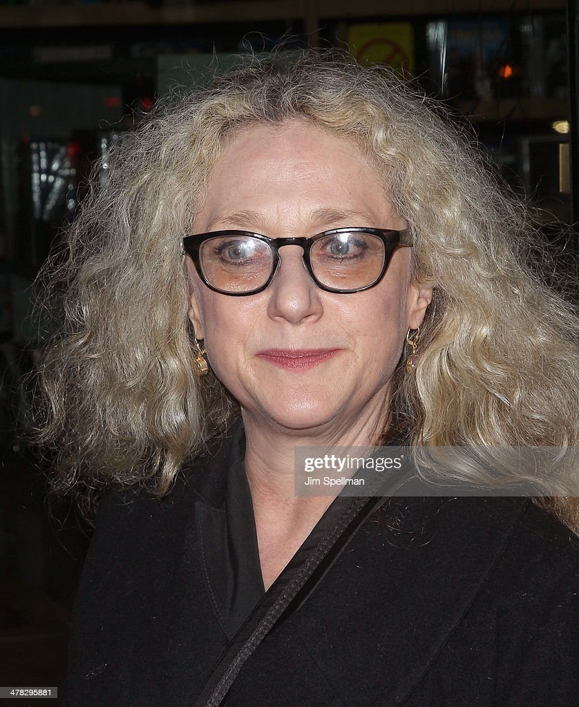 Actress Carol Kane attends Sony Pictures Classics' 'Only Lovers Left Alive' screening hosted by The Cinema Society and Stefano Tonchi, Editor in Chief of W Magazine at Landmark's Sunshine Cinema on March 12, 2014 in New York City.