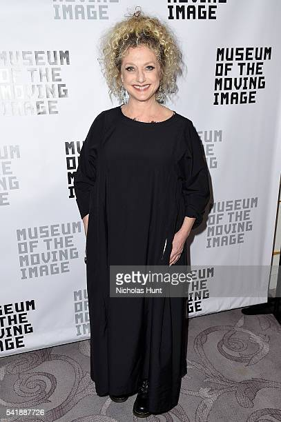 Actress Carol Kane attends the Museum of the Moving Image honoring Netflix Chief Content Officer Ted Sarandos and Seth Meyers at St Regis Hotel on...
