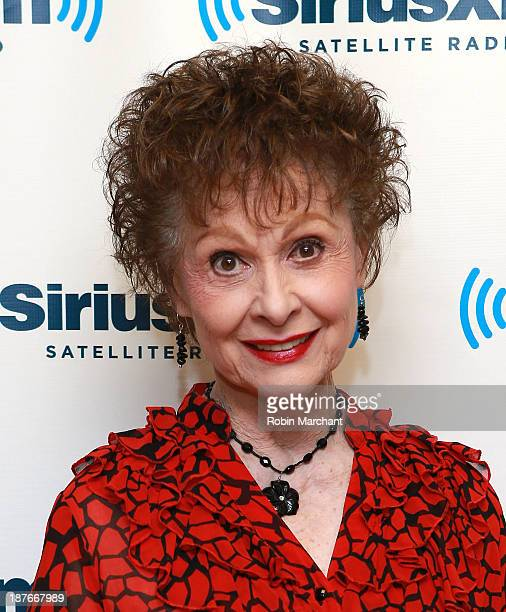 Actress Carol Lawrence visits SiriusXM Studios on November 11 2013 in New York City
