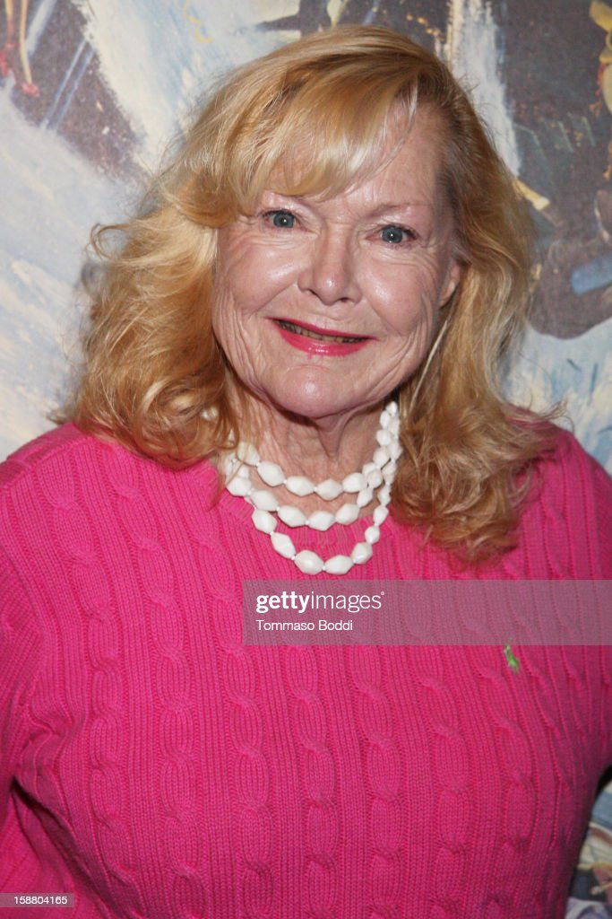 Actress Carol Lynley attends the American Cinematheque's 40th Anniversary Screening of 'The Poseidon Adventure' held at American Cinematheque's Egyptian Theatre on December 29, 2012 in Hollywood, California.