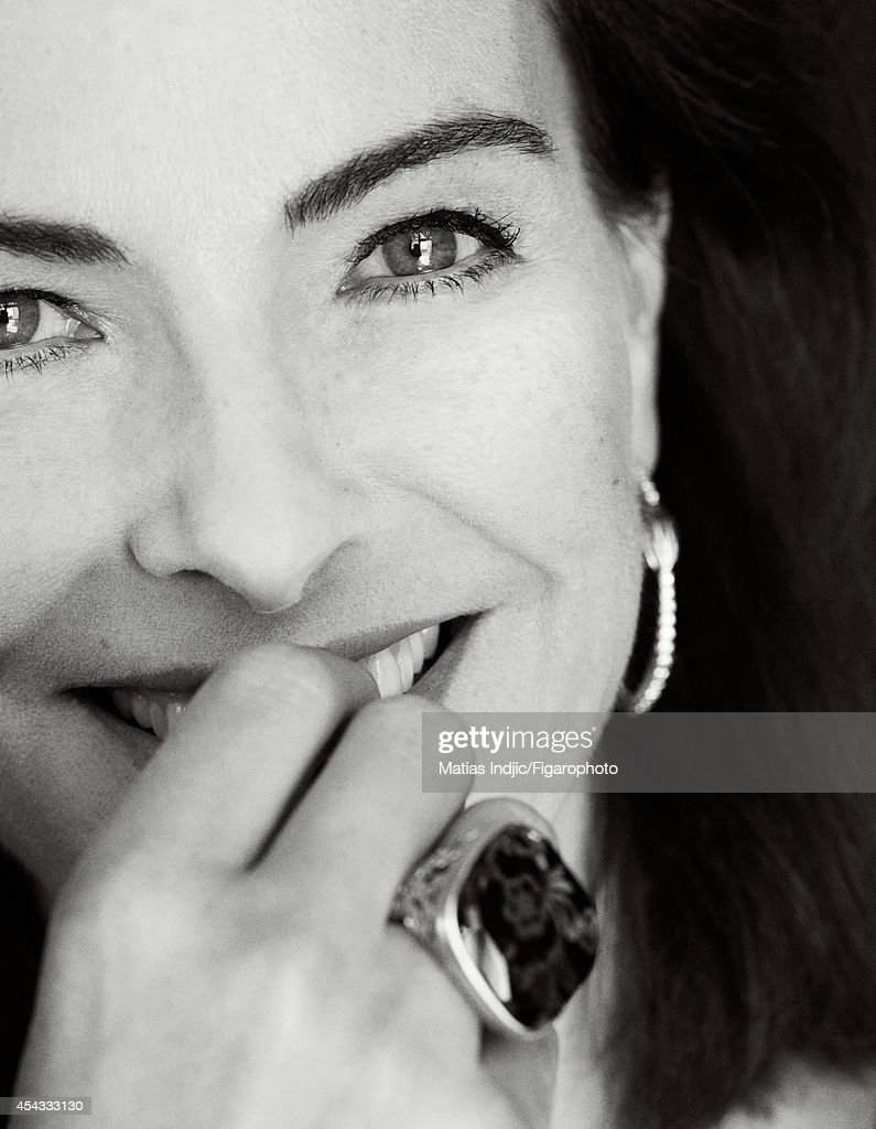 110095-021. Actress <a gi-track='captionPersonalityLinkClicked' href=/galleries/search?phrase=Carole+Bouquet&family=editorial&specificpeople=208685 ng-click='$event.stopPropagation()'>Carole Bouquet</a> is photographed for Madame Figaro on July 24, 2014 in Paris, France. PUBLISHED IMAGE.