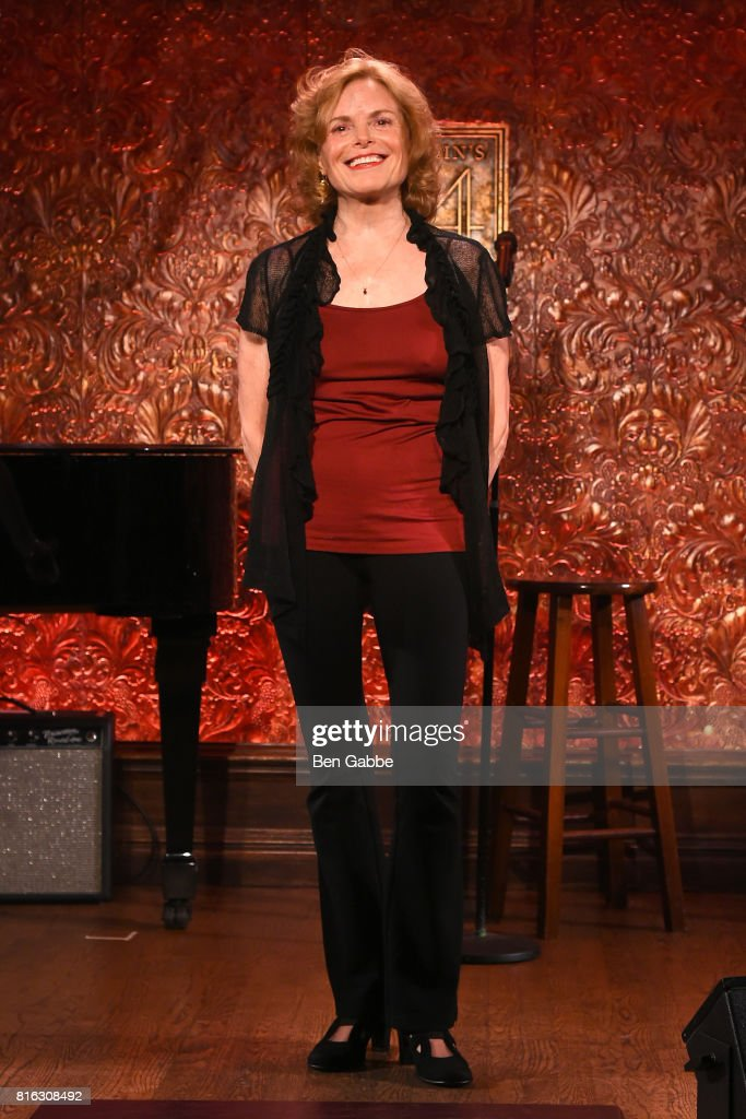 Actress Carole Demas attends Feinstein's/54 Below Press Preview at 54 Below on July 17, 2017 in New York City.