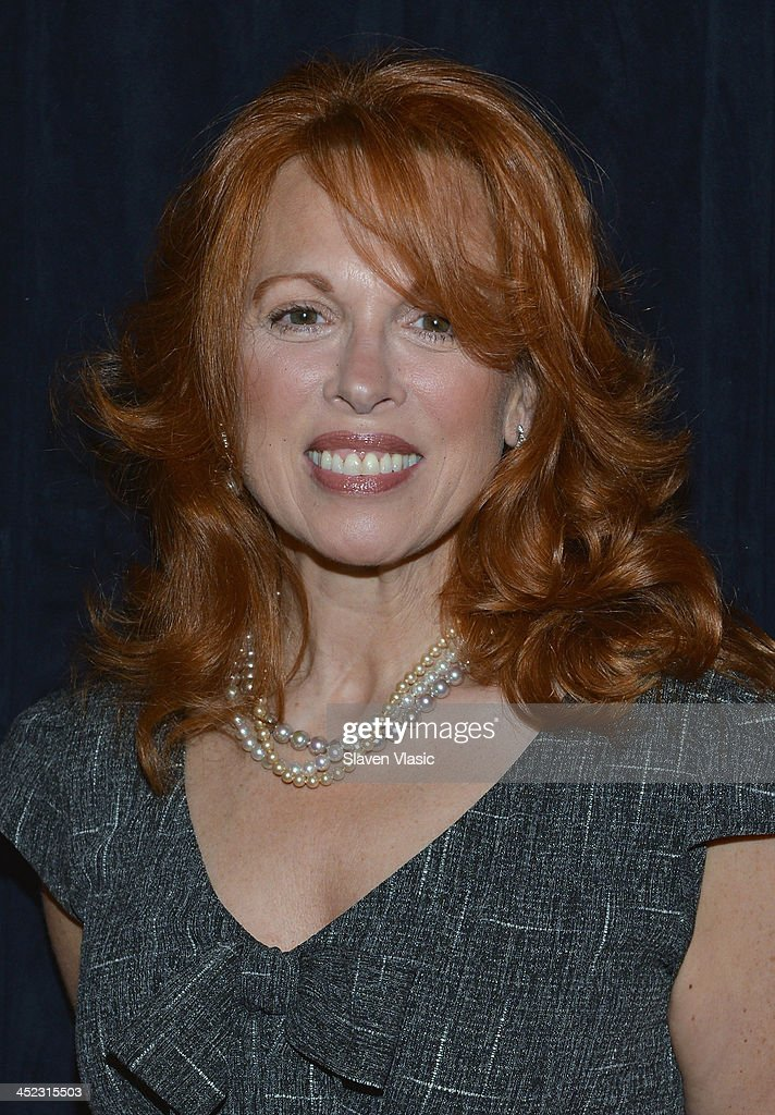 Actress <a gi-track='captionPersonalityLinkClicked' href=/galleries/search?phrase=Carolee+Carmello&family=editorial&specificpeople=669709 ng-click='$event.stopPropagation()'>Carolee Carmello</a> attends press launch of Broadway Classics at Carnegie Hall at Manhattan Concert Productions Studio on November 27, 2013 in New York City.