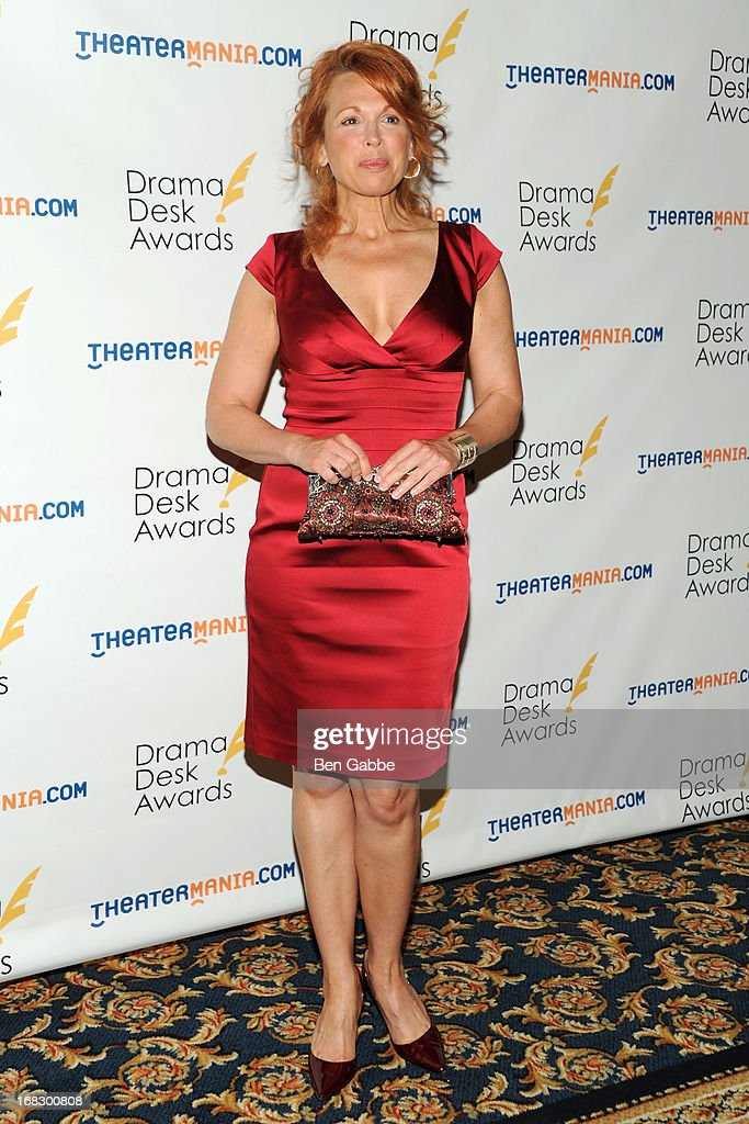 Actress Carolee Carmello attends The 2013 Drama Desk Nominees Reception at JW Marriott Essex House on May 8, 2013 in New York City.