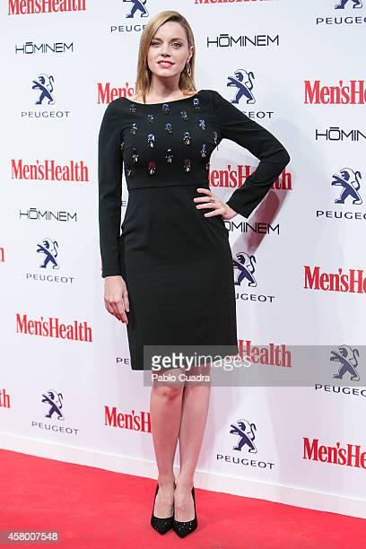 Actress Carolina Bang attends the 'Men's Health' awards gala at Goya Theatre on October 28 2014 in Madrid Spain
