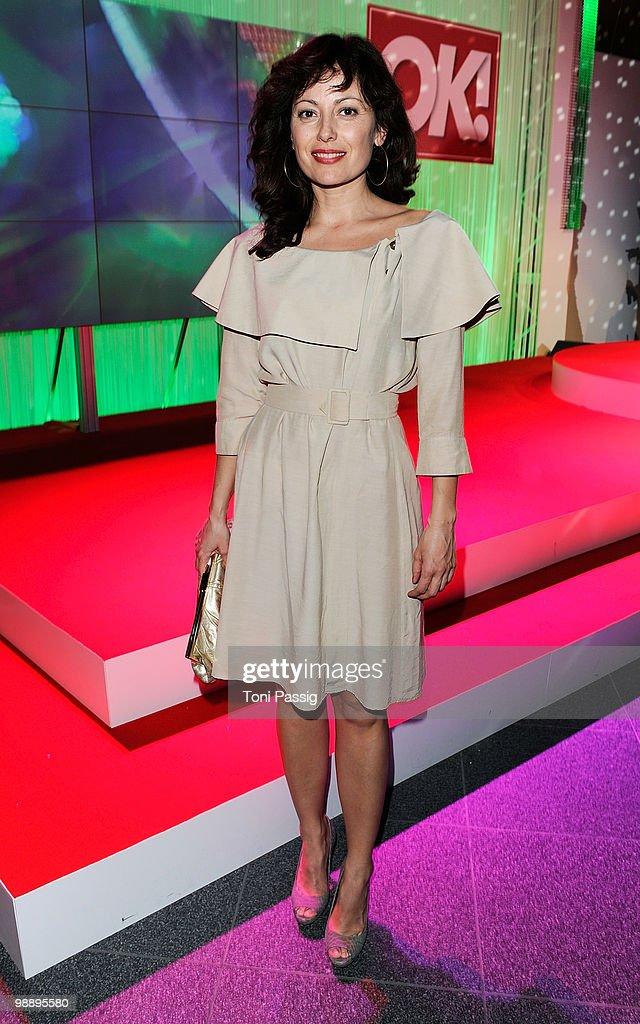 Actress Carolina Vera Squella attends the 'OK! Style Award 2010' at the British Embassy on May 6, 2010 in Berlin, Germany.