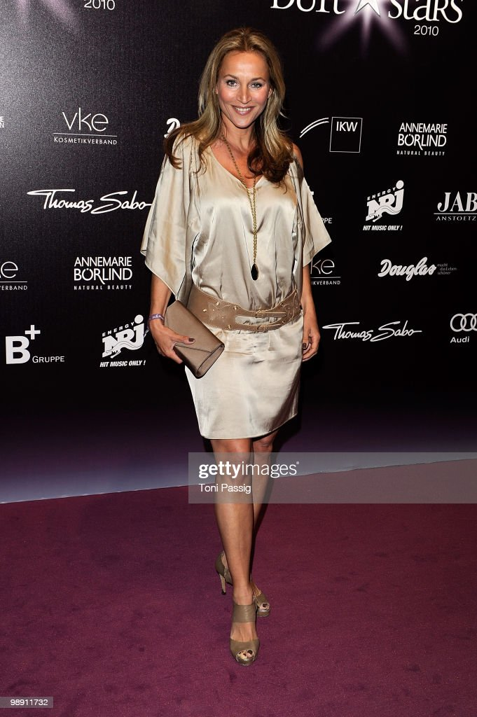 Actress Caroline Beil attends the 'Duftstars 2010' at the Station on May 7 2010 in Berlin Germany
