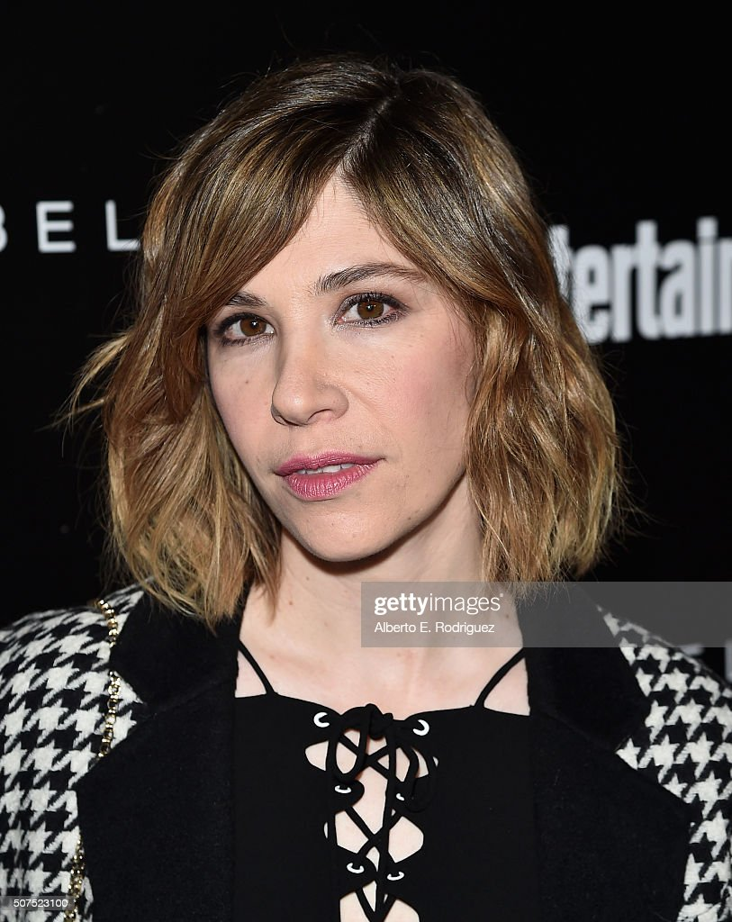 Actress Carrie Brownstein attends Entertainment Weekly's celebration honoring THe Screen Actors Guild presented by Maybeline at Chateau Marmont on January 29, 2016 in Los Angeles, California.