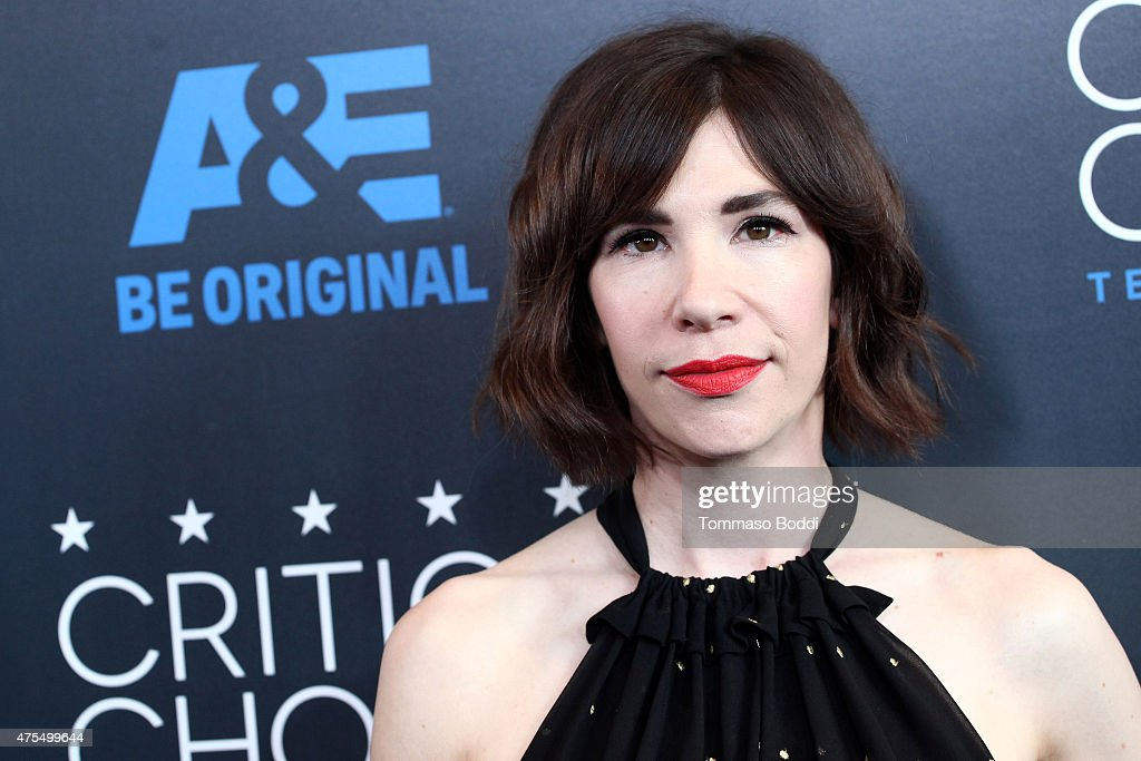 Actress Carrie Brownstein attends the 5th annual Critics' Choice Television Awards at The Beverly Hilton Hotel on May 31 2015 in Beverly Hills...