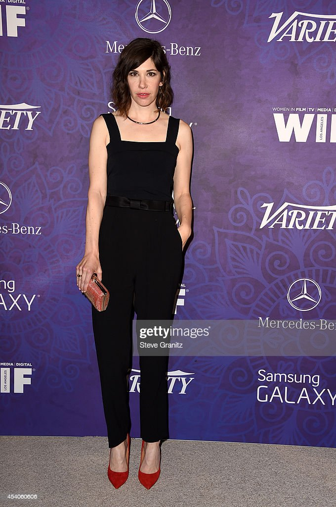 Actress Carrie Brownstein attends Variety and Women in Film Annual PreEmmy Celebration at Gracias Madre on August 23 2014 in West Hollywood California
