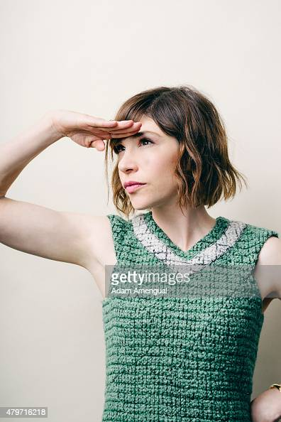 Actress Carrie Brownstein poses for a portrait at the 'For Your Consideration Event' Hosted By IFC FOX And HBO at the Samuel Goldwyn Theater for The...