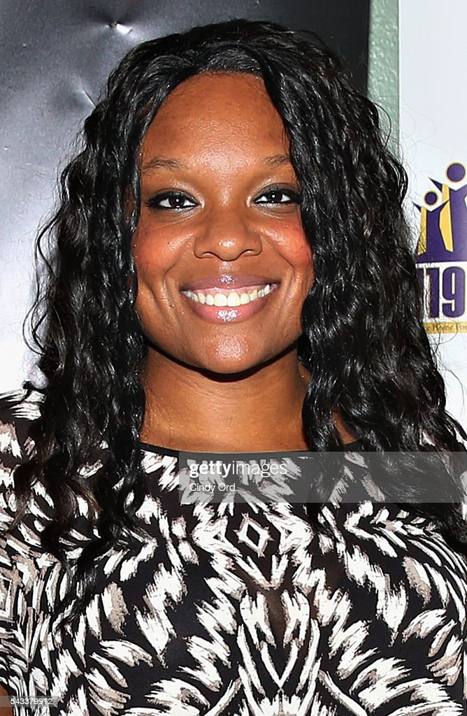 Actress Carrie Compere attends as WBLS 107.5 and 1190 WLIB celebrate Black Music Month with Broadway's 'The Color Purple' on June 27, 2016 in New York City.