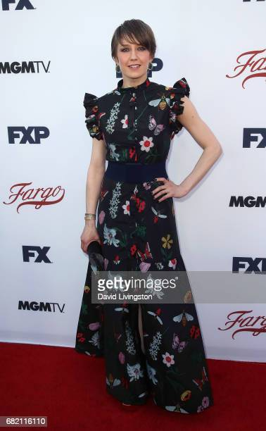 Actress Carrie Coon attends FX's 'Fargo' For Your Consideration event at Saban Media Center on May 11 2017 in North Hollywood California