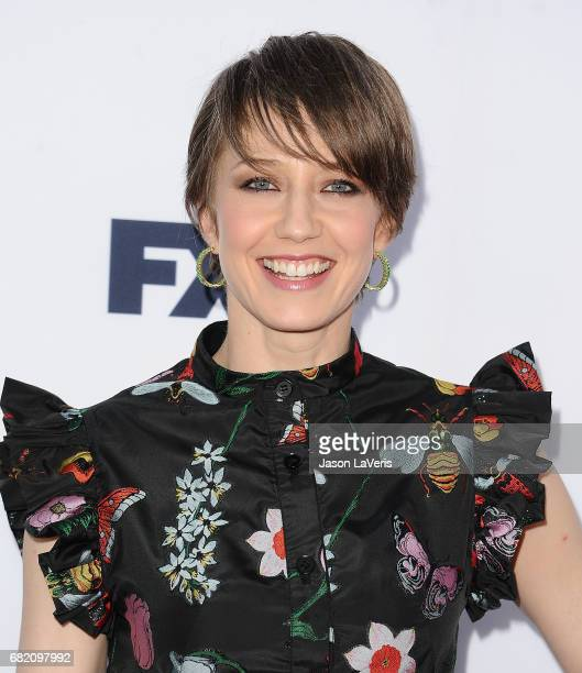 Actress Carrie Coon attends the 'Fargo' For Your Consideration event at Saban Media Center on May 11 2017 in North Hollywood California