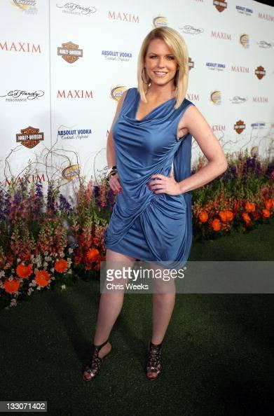 Actress Carrie Keagan arrives at...