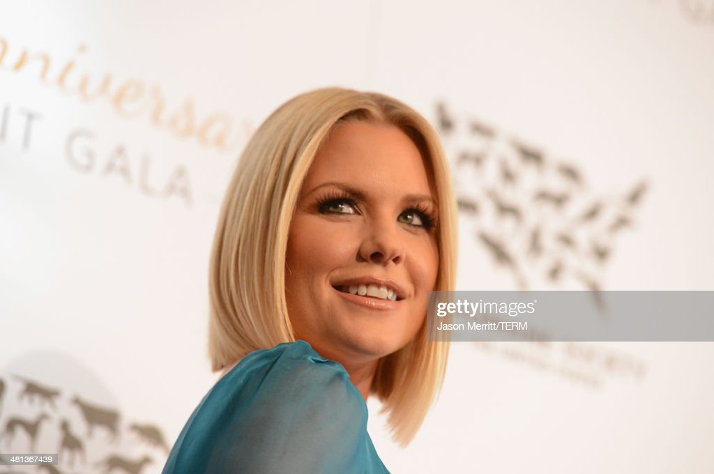Actress <a gi-track='captionPersonalityLinkClicked' href=/galleries/search?phrase=Carrie+Keagan&family=editorial&specificpeople=2247557 ng-click='$event.stopPropagation()'>Carrie Keagan</a> attends the Humane Society of The United States 60th Anniversary Gala at The Beverly Hilton Hotel on March 29, 2014 in Beverly Hills, California.