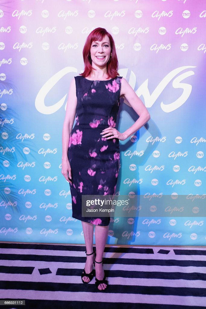 Actress Carrie Preston attends the TNT Supper Club: Claws brunch event during TNT at Vulture Festival at West Edge on May 21, 2017 in New York City. 27031_001
